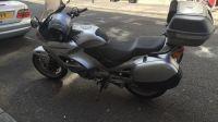 2005 Motorcycle Honda Deauville NTV650 image 2