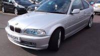 2002 BMW 3 Series 3.0 330 Ci SE 2dr