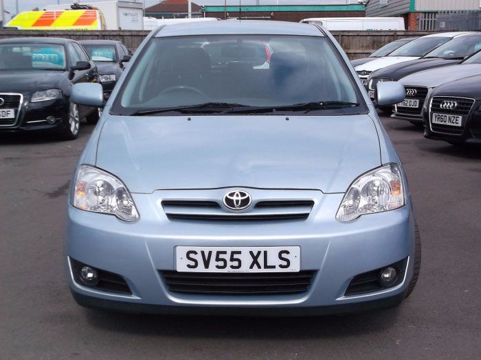 2005 Toyota Corolla 1.6 VVT-i T3 5dr image 4