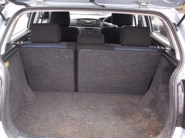 2005 Toyota Corolla 1.6 VVT-i T3 5dr image 7