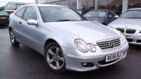 2006 Mercedes-Benz 2.1 C200 CDI SE 3dr
