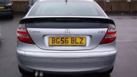 2006 Mercedes-Benz 2.1 C200 CDI SE 3dr image 2