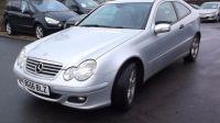 2006 Mercedes-Benz 2.1 C200 CDI SE 3dr image 3