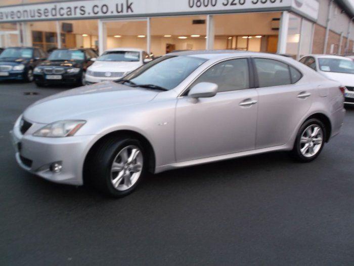 2007 Lexus IS 2.2 220d 4dr image 2