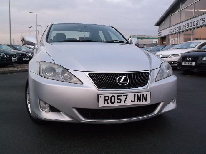2007 Lexus IS 2.2 220d 4dr image 3