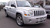 2008 Jeep Patriot 2.0 CRD 5dr