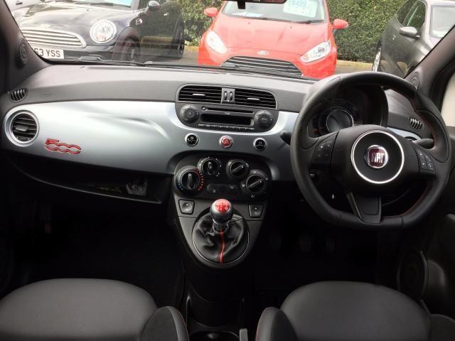 2013 FIAT 500 1.2 S 3DR image 6