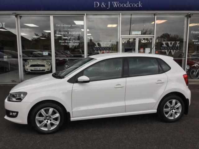 2012 VOLKSWAGEN POLO 1.2 MATCH 5DR image 3