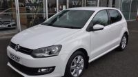 2012 VOLKSWAGEN POLO 1.2 MATCH 5DR image 1