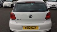 2012 VOLKSWAGEN POLO 1.2 MATCH 5DR image 4