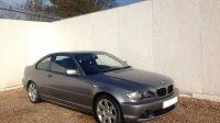 2004 BMW 2.0 318CI ES 2d