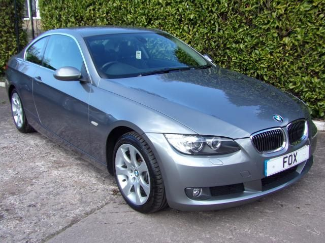 2007 BMW 3 SERIES 3.0 330D SE 2d image 1