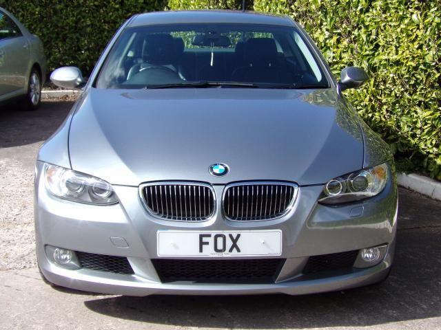 2007 BMW 3 SERIES 3.0 330D SE 2d image 2