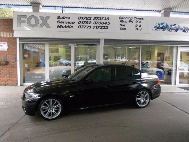 2009 BMW 2.0 320D M SPORT 4d image 1
