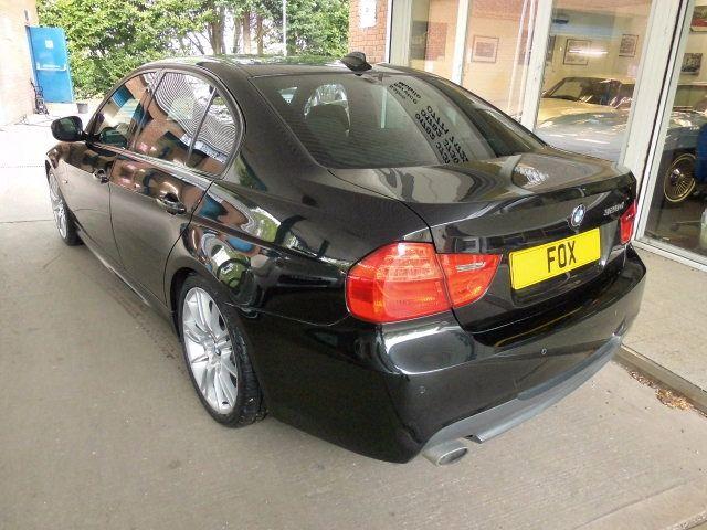 2009 BMW 2.0 320D M SPORT 4d image 2