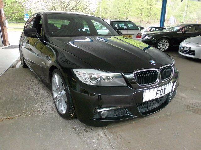 2009 BMW 2.0 320D M SPORT 4d image 3