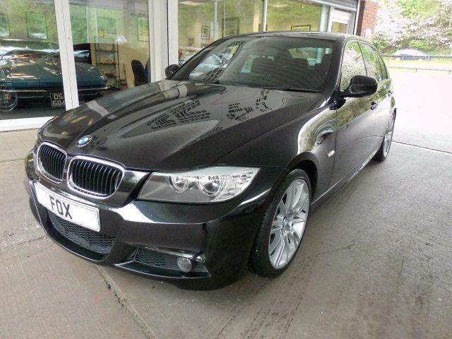 2009 BMW 2.0 320D M SPORT 4d image 4