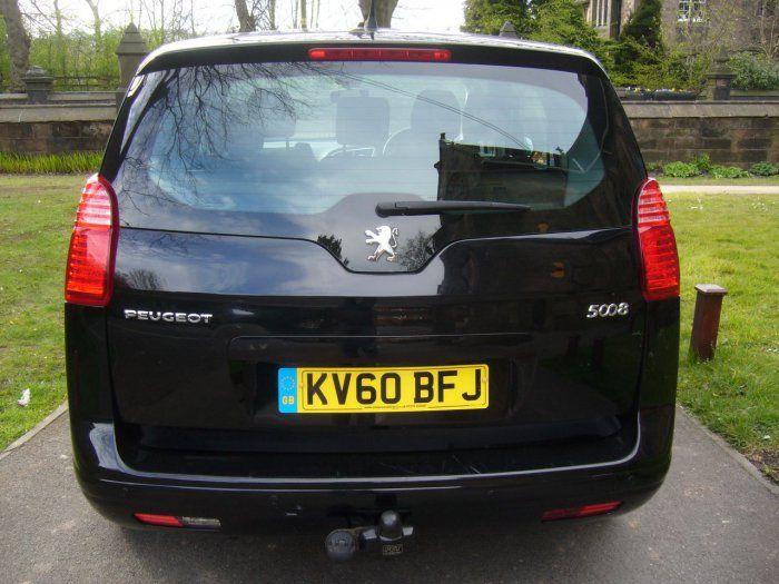 2010 Peugeot 5008 1.6 HDi 110 Sport 5dr image 5