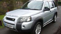2006 Land Rover Freelander 2.0 Td4 5dr