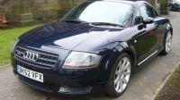 2002 Audi TT 1.8 T Quattro 2dr