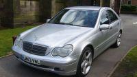 2004 Mercedes-Benz 2.1 C200 CDI SE 4dr