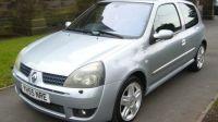 2005 Renault Clio 2.0 SPORT 3dr