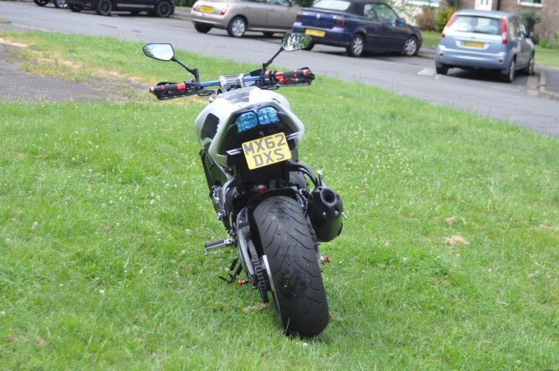 2012 Yamaha FZ1 URGENT!!! image 4