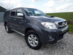 2011 Toyota Hilux 3.0 4dr