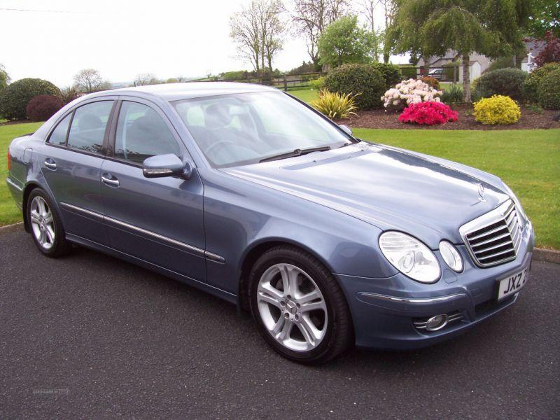 2007 Mercedes E-Class CDI 3.0 image 1