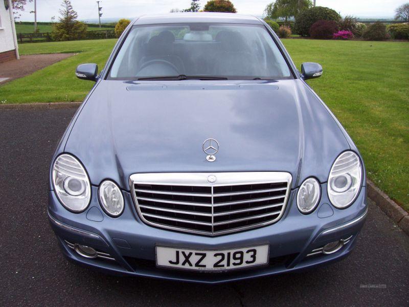 2007 Mercedes E-Class CDI 3.0 image 3