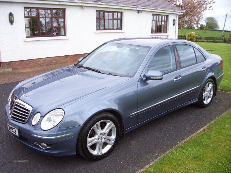 2007 Mercedes E-Class CDI 3.0 image 4