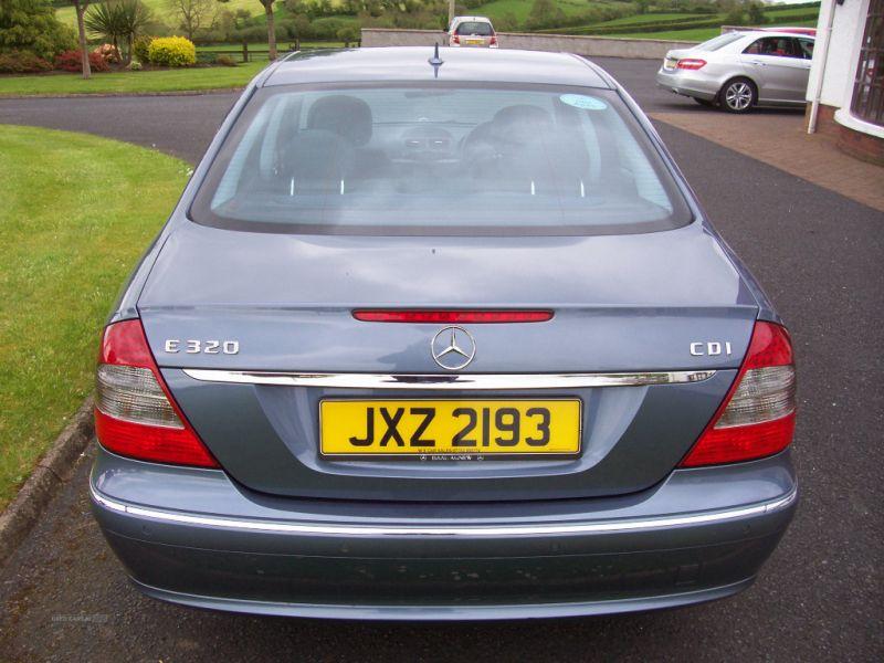 2007 Mercedes E-Class CDI 3.0 image 6