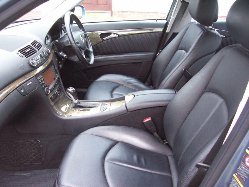 2007 Mercedes E-Class CDI 3.0 image 8