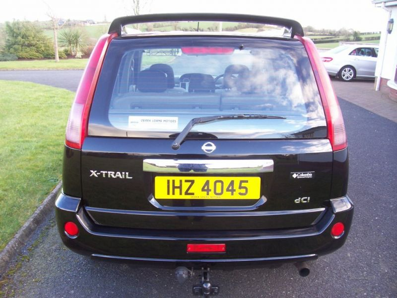 2006 Nissan X-Trail DCI image 5
