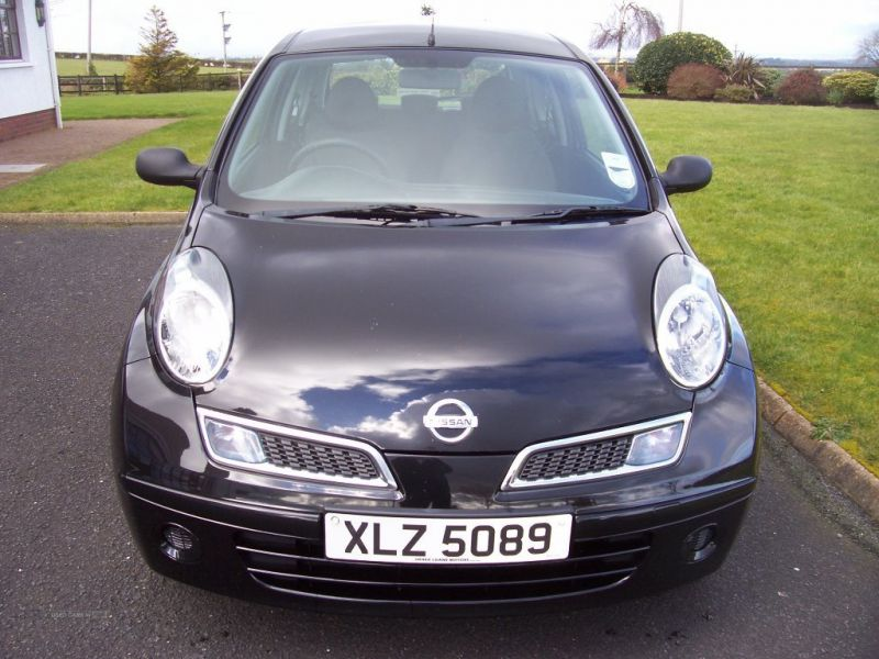 2009 Nissan Micra DCI image 3