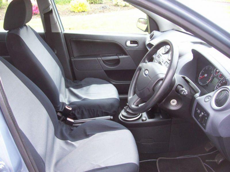 2006 Ford Fiesta ZETEC TDCI image 6