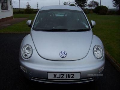 2002 Volkswagen Beetle 2.0 image 3