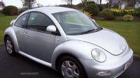2002 Volkswagen Beetle 2.0