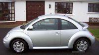 2002 Volkswagen Beetle 2.0 image 4