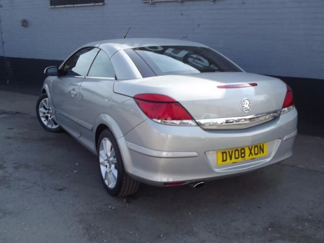 2008 VAUXHALL ASTRA 1.9 3d image 5