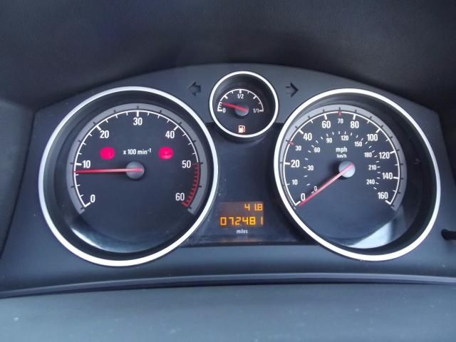 2008 VAUXHALL ASTRA 1.9 3d image 9