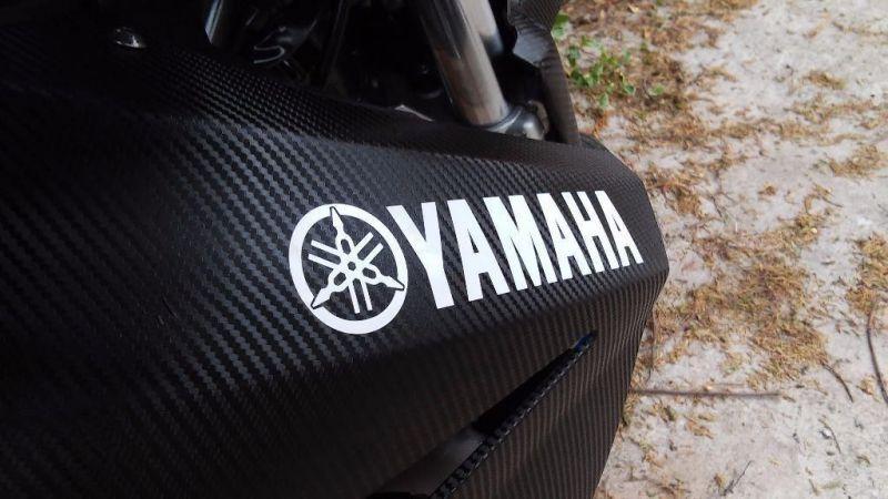 2005 Yamaha XT660X Supermoto image 2