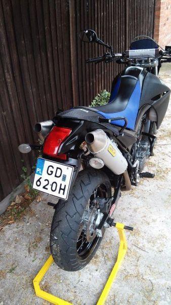 2005 Yamaha XT660X Supermoto image 4