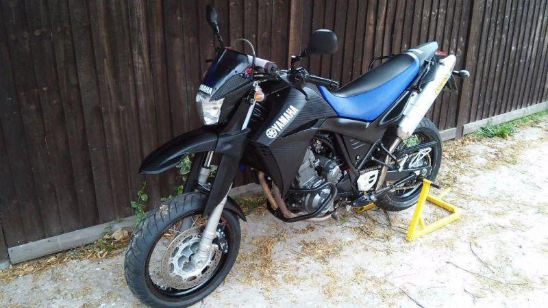 2005 Yamaha XT660X Supermoto image 5