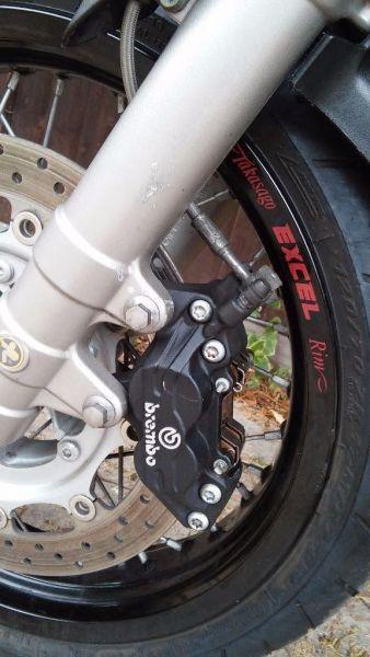 2005 Yamaha XT660X Supermoto image 6