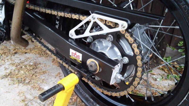 2005 Yamaha XT660X Supermoto image 7