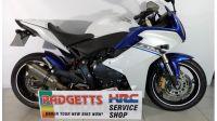 2012 HONDA CBR600FABE