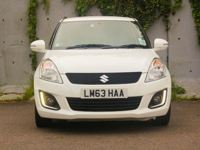 2013 Suzuki Swift SZ4 image 4