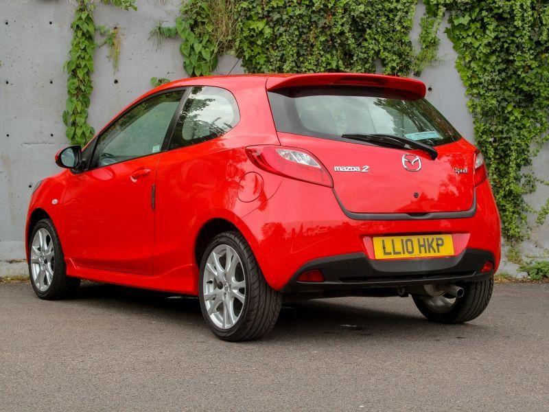 2010 Mazda2 Sport image 2
