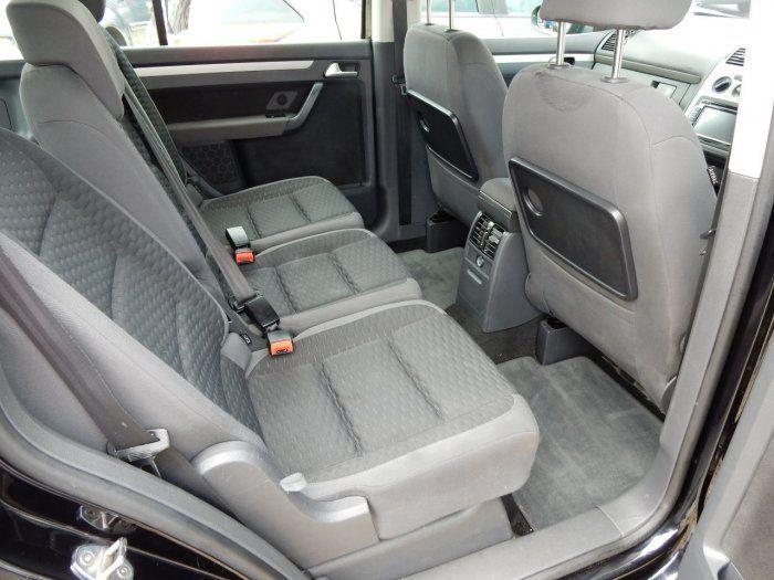 2009 Volkswagen Touran 2.0 TDI SE 5dr image 8